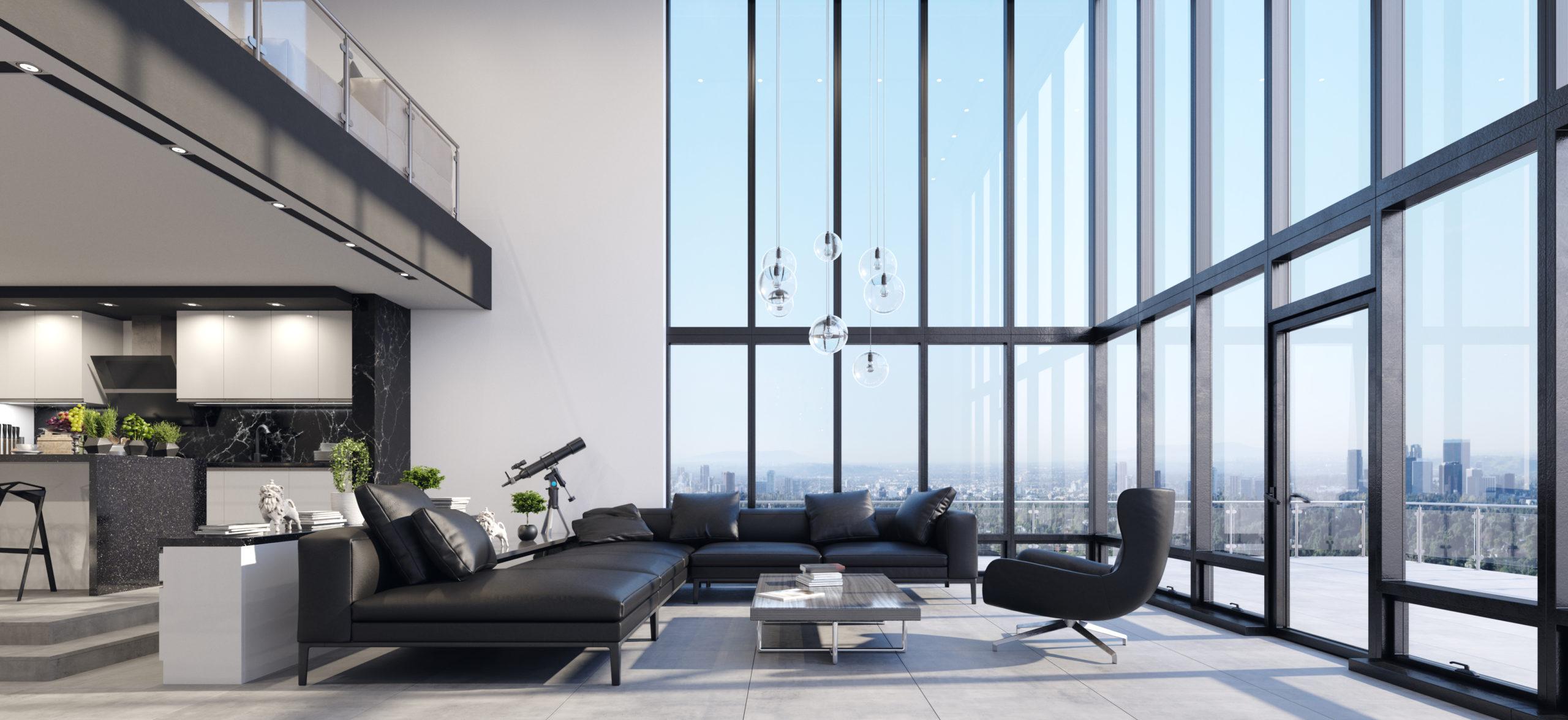 open-living-area