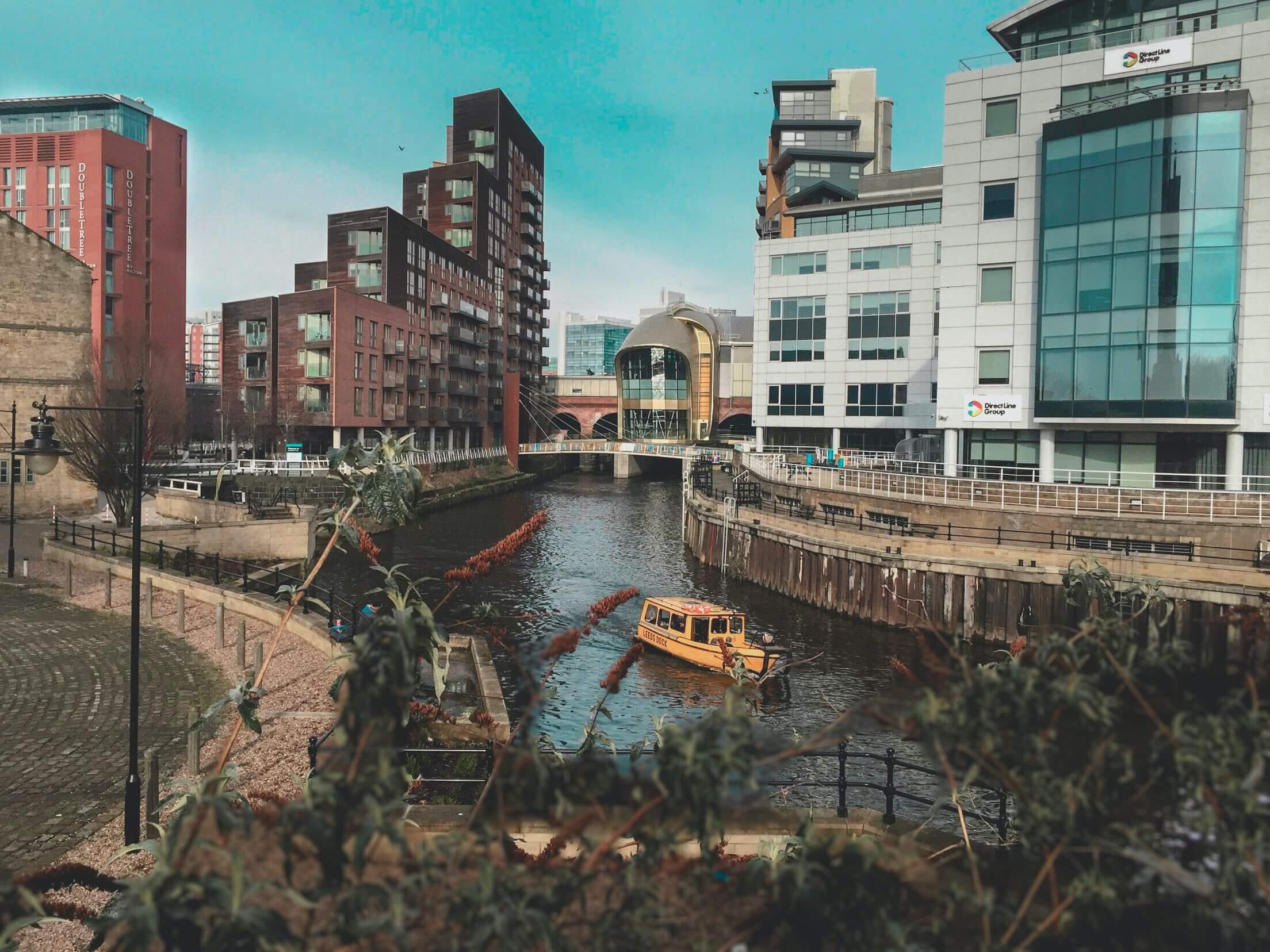 Leeds Waterfront
